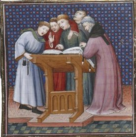 All and Some Men's Medieval Carol Group