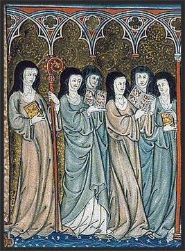 Illuminations Women's Hildegard von Bingen Choir
