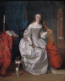 The Rogue Consort of Viols, Consort Music for Renaissance viola da gamba