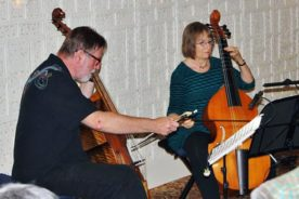 Hallifax and Jeffrey concert at Ashland Springs Hotel