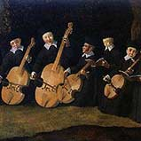 Learn to play Renaissance Viols