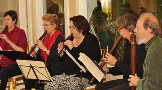 Renaissance Recorder Ensemble Fontegara