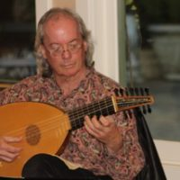 James Edwards on the Lute