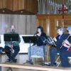 Ensemble Fontegara at St. Mark's Episcopal Church in Medford, presenting their program: The Music of Shakespeare's England.