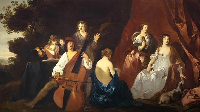 Early Music Musicians