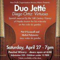 Concert Duo Jette