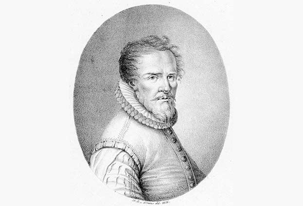 Composer Ludwig Senfl