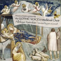 Gothic Voices House COncert 11-24-2019