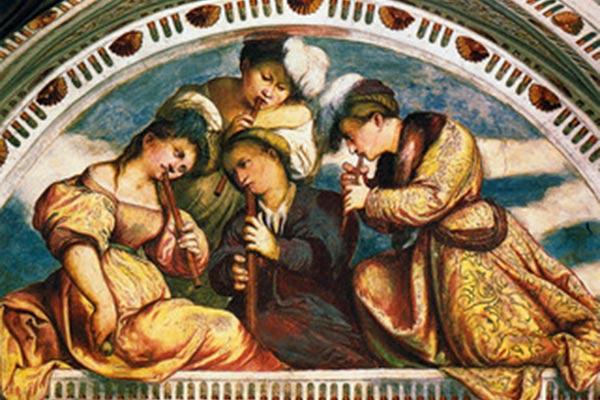 Buonconsiglio Loggia Quartett