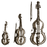 The Rogue Consort of Viols